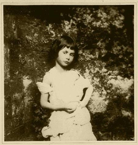 Charles Dodgson, Alice Liddell
