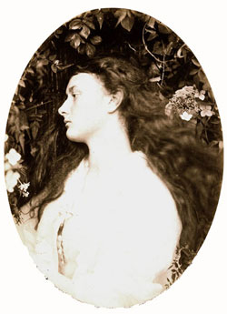 Julia Morgan, Alice-as-Alethea, 1872