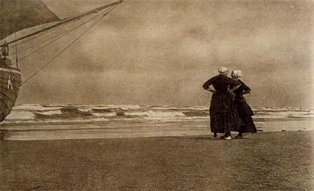 Maestros de la Fotografía Stieglitz-gossip-1905