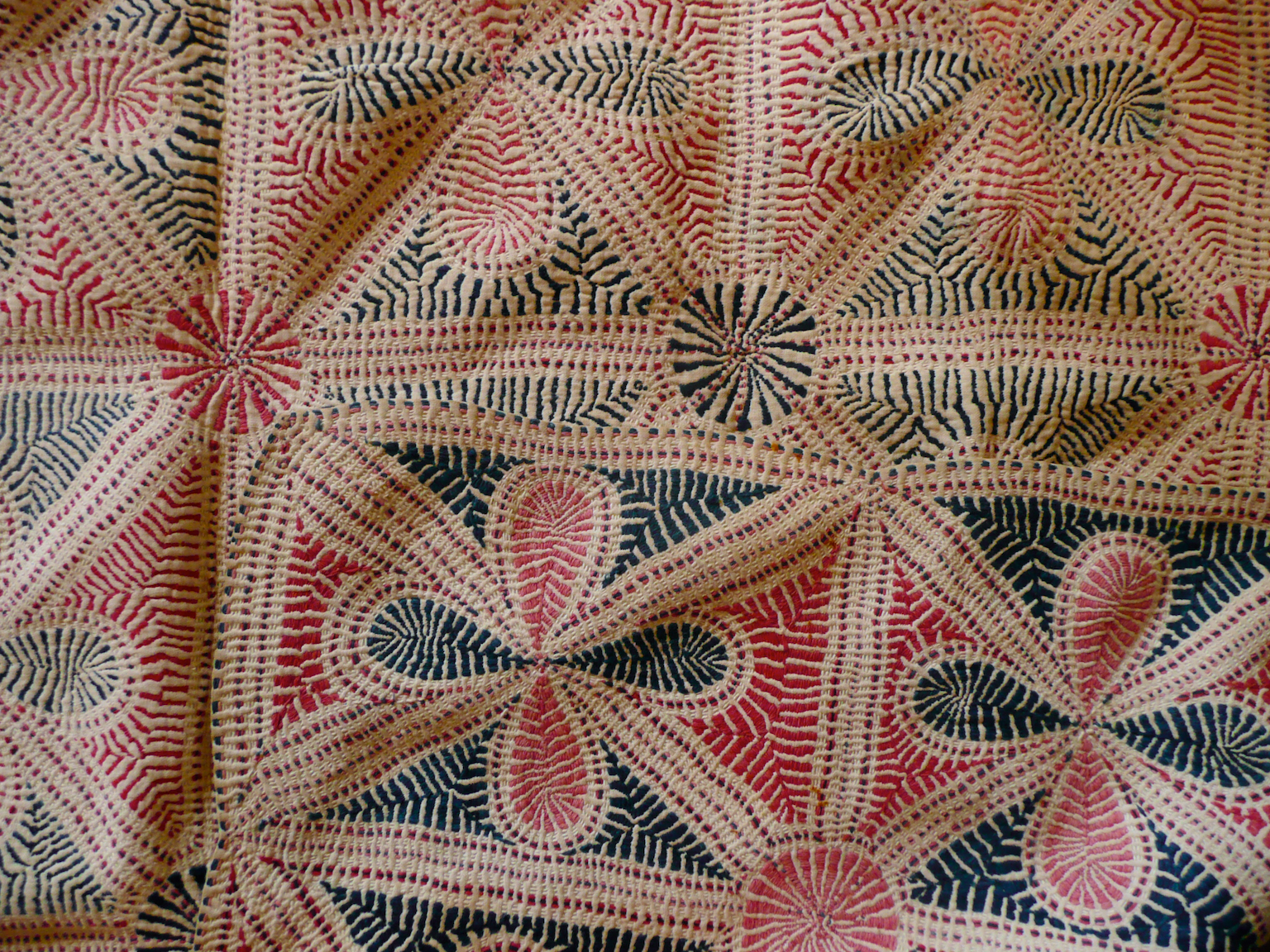 ART EMBROIDERY KANTHA