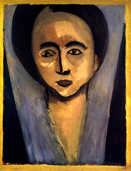 matisse-portrait-of-sarah-stein-1916
