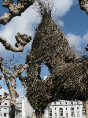 Patrick Dougherty, Upper Crust