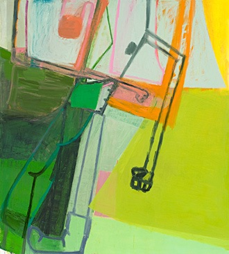 Amy Sillman US Alice of the Goon