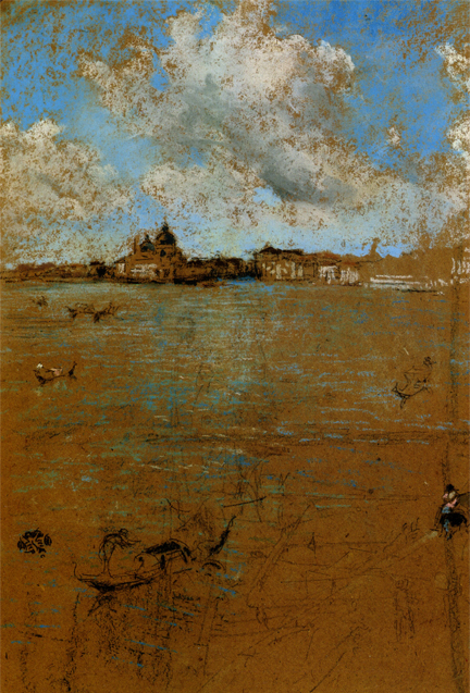 james-mcneill-whistlere28094venetian-scene-1879-80-chalk-and-pastel-on-brown-paper-11-5-8-by-7-15-16-in-new-britain-museum2