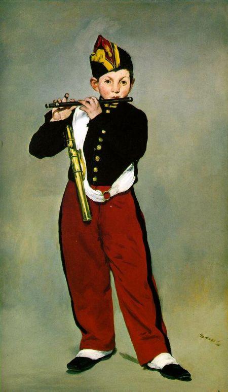 edouard-manete28094the-fifer-1866