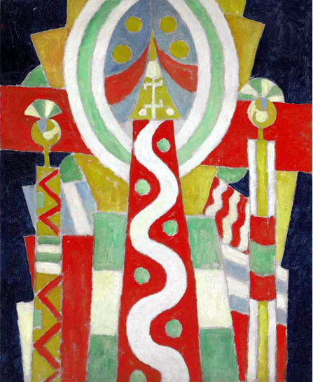 marsden hartley, lighthouse