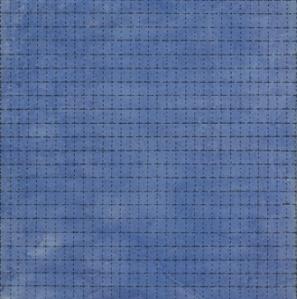 Agnes Martin, Starlight, 1963
