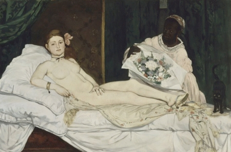 Manet—Olympia