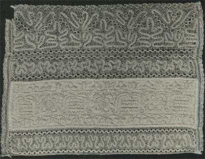 16th c lace