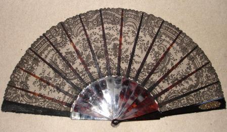 Chantilly Fan