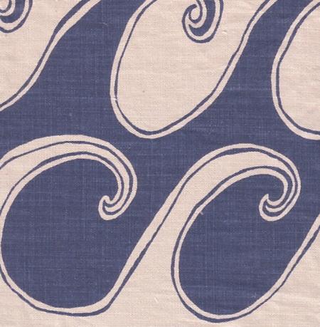 Enid Marx, Blue Waves
