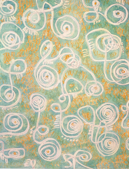 Henry Moore, textile design