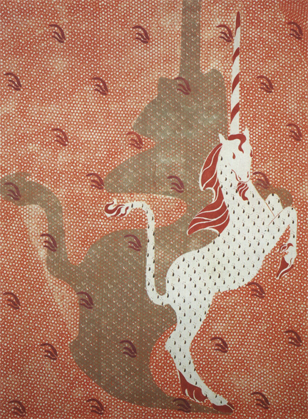 Nancy Nicholson—Unicorn, 1930s