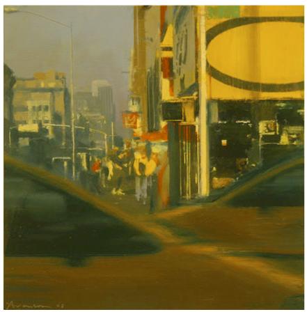 Ben Aronson, Passing Taxis, 2008-9