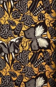 Dagobert Peche—Schwalbenschwantz, fabric, 1911/13