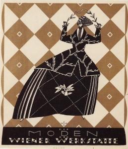 Dagobert Peche—Poster