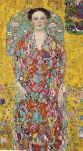 Gustav Klimt—Portrait of Eugenie Primavesi