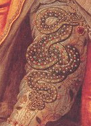 Queen Elizabeth serpent