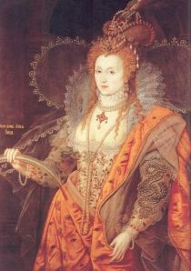 Queen Elizabeth I Rainbow Portrait