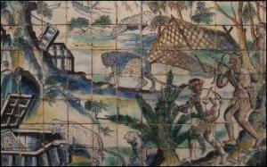 Azulejo—Tile Museum, Lisbon