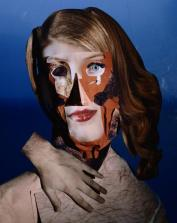 Daniel Gordon—Red Headed Woman, 2008 c-print