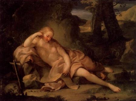 Mengs Penitent Magdalen
