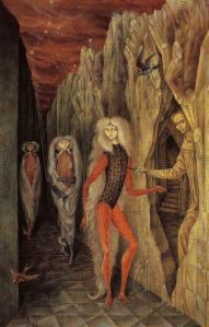 Remedios Varo—Portrait of Dr. Ignacio Chavez