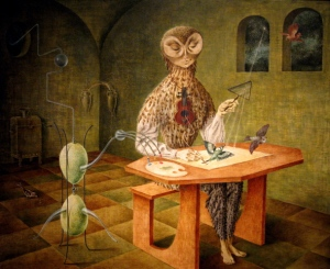 Remedios Varo, Creation of the Birds