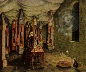 Remedios Varo—Revelation or the Clockmaker