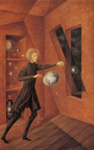 Remedios Varo—The Penenomenon of Weightlessness