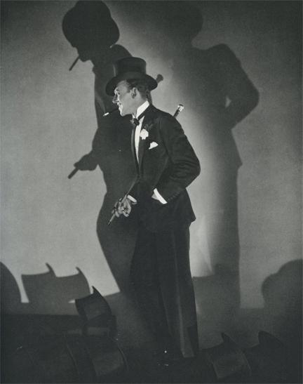 Edward Steichen—Fred Astaire, 1927