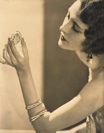 Steichen—Cartier earrings