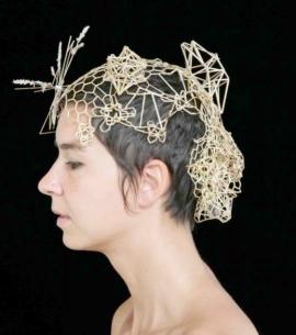 Tord Boontje—Grass Hair piece