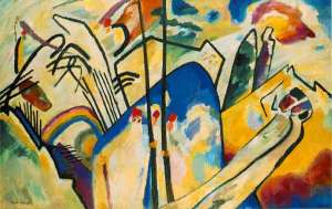 Kandinsky, Composition IV