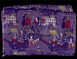 Raoul Dufy—Les Tuileries, 1920-21