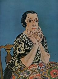 Raoul Dufy—Mme Dufy, 1930