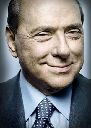 Platon, Silvio Berlusconi