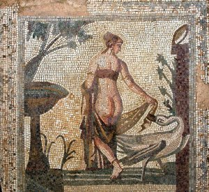 Leda-and-the-Swan—Sanctuary-of-Aphrodite