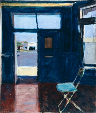 Richard Diebenkorn, Interior with Doorway, 1962 (Pennsylvania Academy of the Fine Arts) © 2013 Richard Diebenkorn Foundation